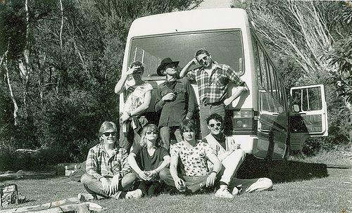 Surf club 1982 - Geelong