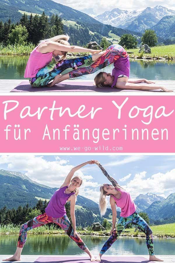 7 Wunderbare Yoga Ubungen Zu Zweit Partner Yoga Yoga Challenge