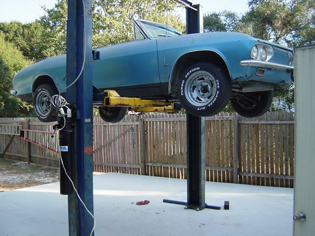 25 Best Ideas About Car Lift For Garage On Pinterest