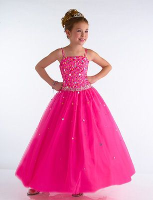 420 best vestidos lu images on Pinterest | Girls dresses, Flower ...