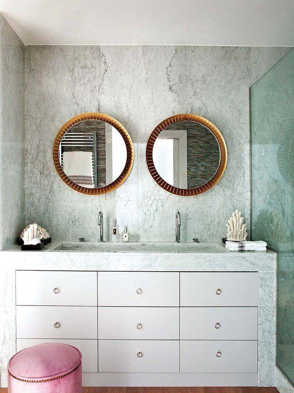 Las 25 mejores ideas sobre armario bajolavabo en pinterest - Focos espejo bano ...
