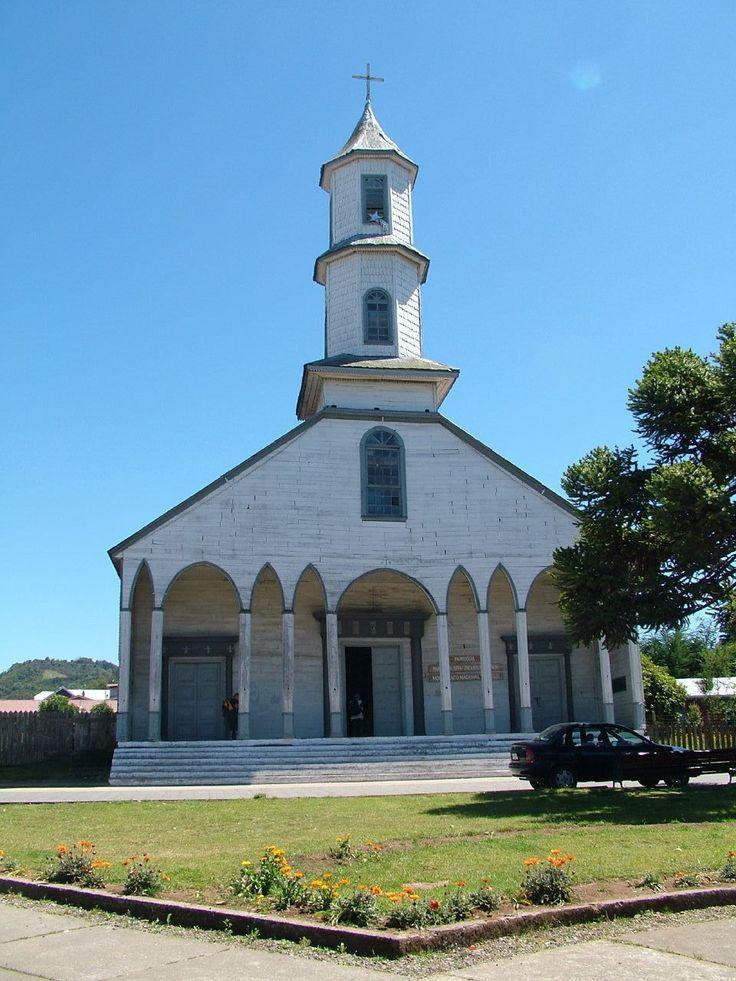 iglesia Dalcachue-chiloe