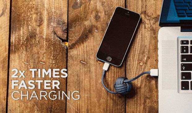 The powerful-but-small Knot charger | 23 Products That Need To Hurry Up And Exist IRL