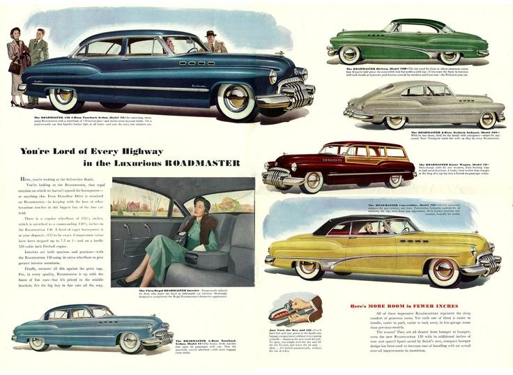 3 1,936×1,417 Pixels Definitely An Excellent Driver 1950 Roadmaster