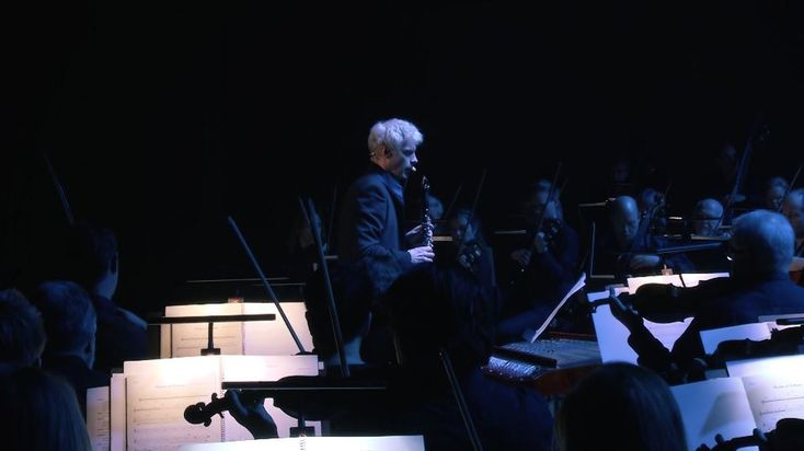 Genesis: a concert performance of Martin Fröst – Gothenburg Symphony Orchestra (HD 1080p)