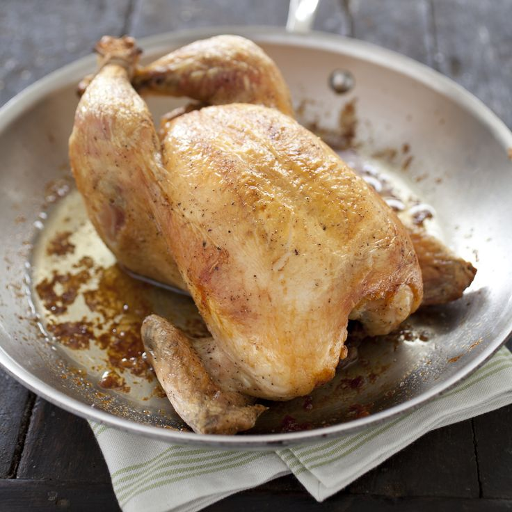 If you can plan ahead, by all means brine or salt your bird. But when you want dinner on the table in an hour, you need a different way to get juicy, tender chicken.