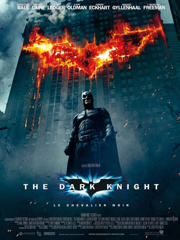 The Dark Knight, Le Chevalier Noir - film 2008 - AlloCiné