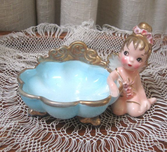 Vintage Joseph Originals Angel Pixie Sprite Fairy by CinfulOldies