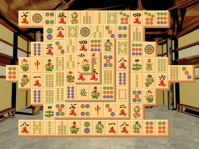 Ász ez a madzsong. Harmincféle tábla, és hétféle lap. A hagyományos ábrákon kívül állatos és betűs-számos változat is van.