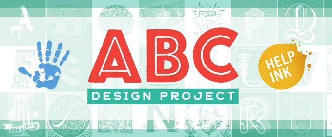 ABC Design Project: Creative Letters for Charity