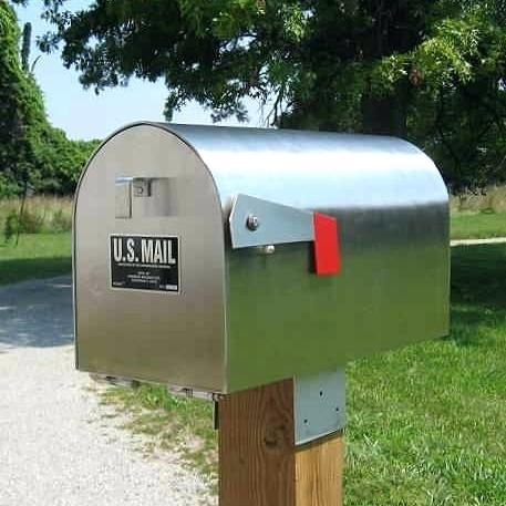 Image result for salsbury mailboxes