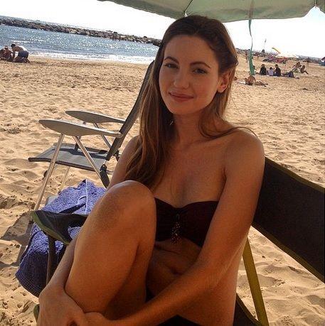 Ivana Baquero - Perfect for Annabel Morgan