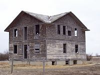 Wikipedia -   List of ghost towns in Saskatchewan