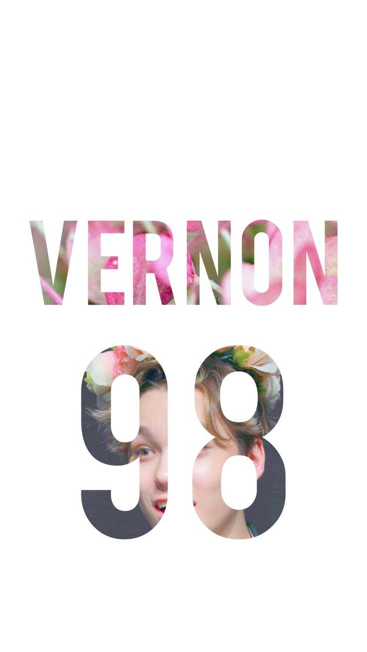Seventeen • Vernon • 98