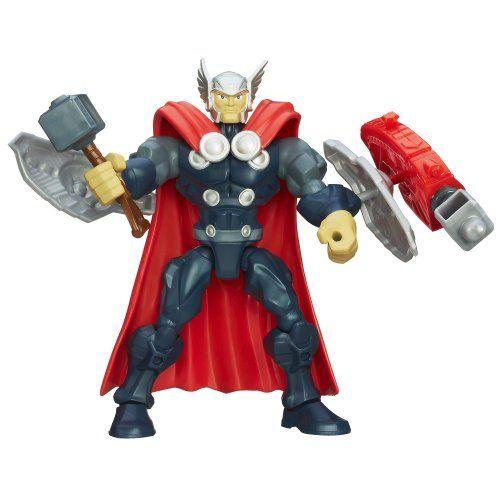 Marvel Super Hero Mashers Thor Figure 6 Inches Marvel http://www.amazon.com/dp/B00ECV5DYQ/ref=cm_sw_r_pi_dp_Wc6aub03WK0PV