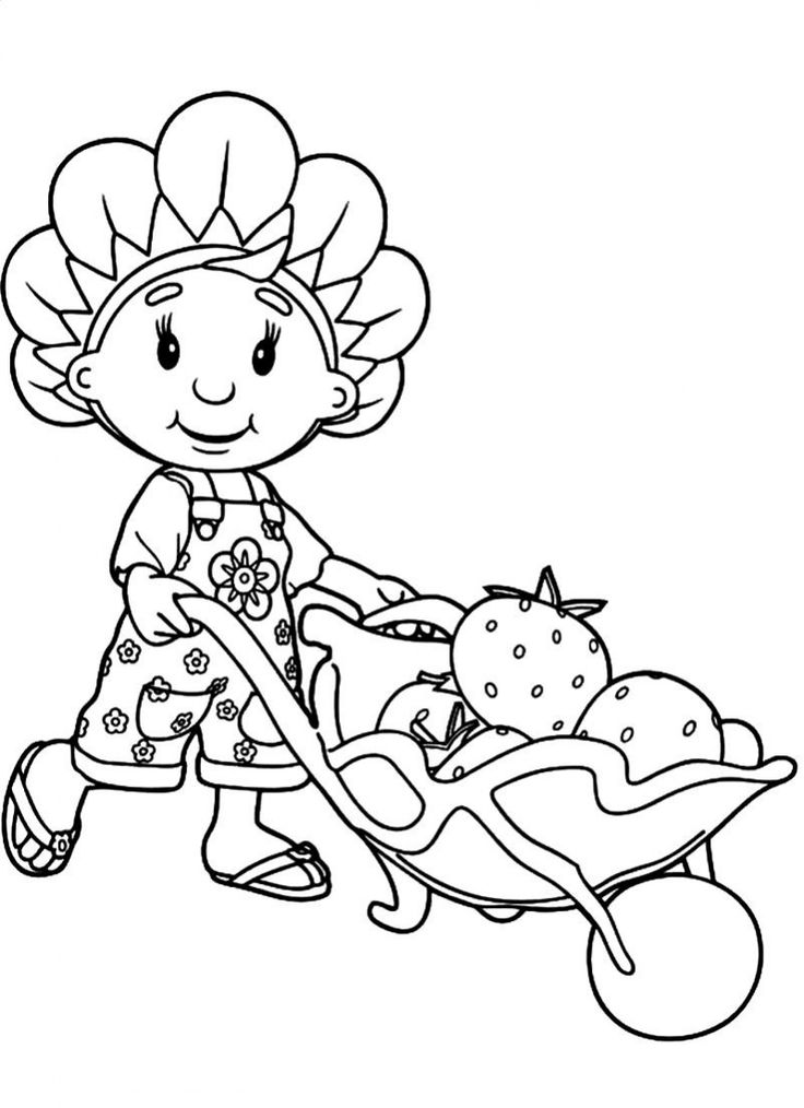 Colouring Pictures Of Flower Pots 155 Best Coloring Pages Images