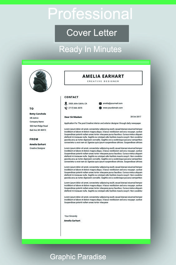 resume cover letter template microsoft word resume cover letter
