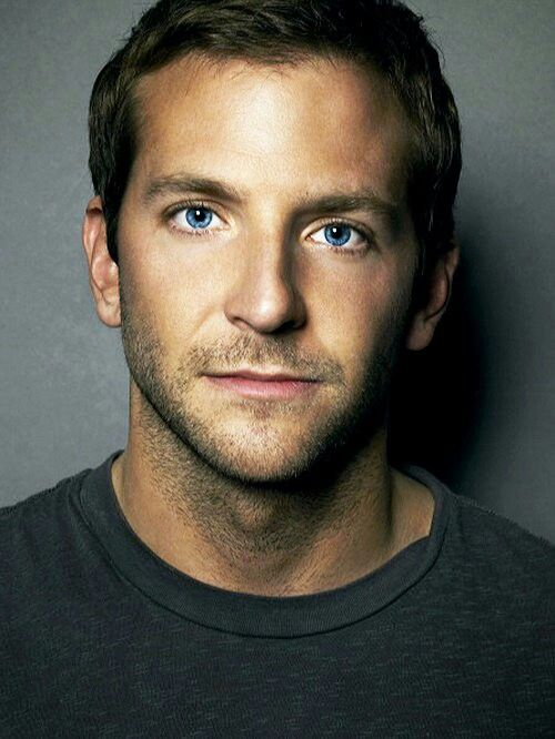 Bradley Cooper. OMG! Those eyes!!!