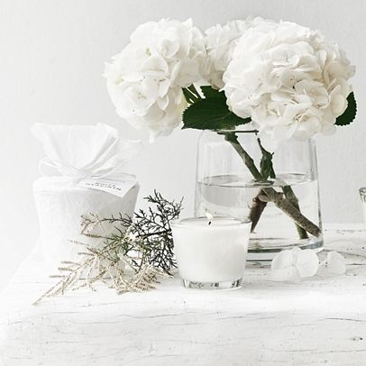 The White Company US. White Hyacinth Candle | The dewy aroma of Spring's first morning frost. A heady and powdery blend, notes of hyacinth, jasmine and rose are softened with an earthy touch of green stem and warming woody undertones in this bold and beautiful scent. A scent inspired by new beginnings. Pinning from the UK Site? -> http://www.thewhitecompany.com/candles-and-fragrance/our-fragrances/white-hyacinth/