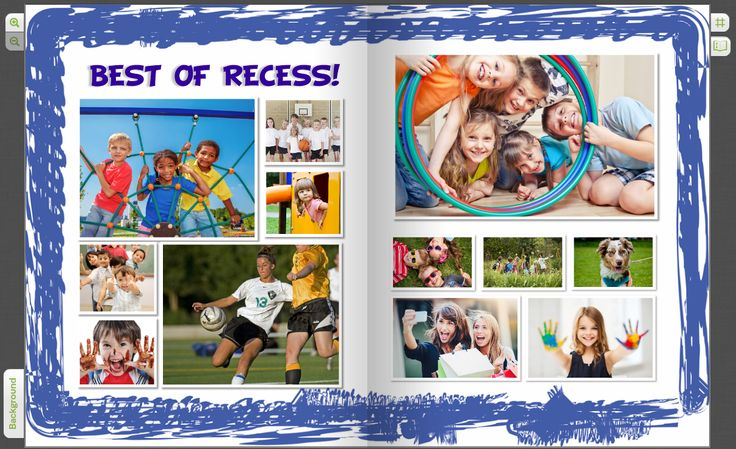 Best of Recess: Highlighting the Fun in Elementary School Yearbooks