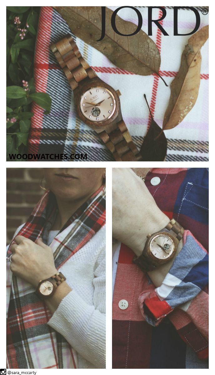 A natural wood watch from JORD is the most unique accessory for the 2015 holiday season! Natural, never stained or painted, Koa wood combines with a rose gold face to create a timepiece that is sure to bring wide eyes, and big smiles wherever it goes. Forget the tree, trim yourself! Free shipping worldwide through the holidays! www.woodwatches.com