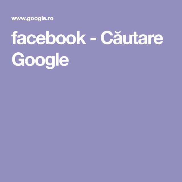 facebook - Căutare Google