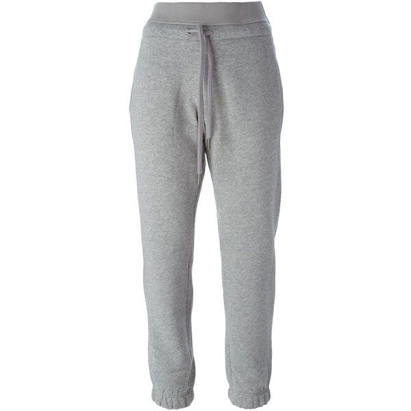 Adidas By Stella Mccartney Yoga Sweat Pants ($115) ❤ liked on Polyvore featuring activewear, activewear pants, pants, grey, straight leg sweatpants, grey sweat pants, adidas sportswear, gray sweat pants and grey sweatpants