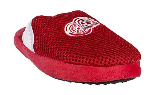 Detroit Red Wings Slippers