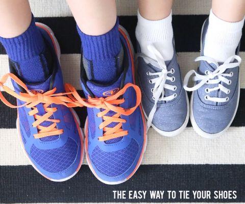 best 25 tying shoes ideas on pinterest tie shoelaces. Black Bedroom Furniture Sets. Home Design Ideas