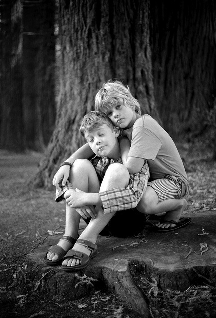 Brothers in Arms by J Howe, via Flickr