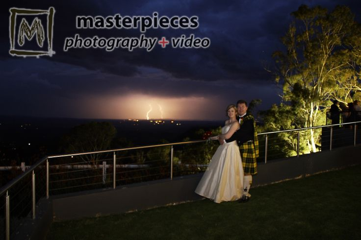 The amazing storm session has well and truely started in Queensland again  Sometimes it gives us amazing opportunities