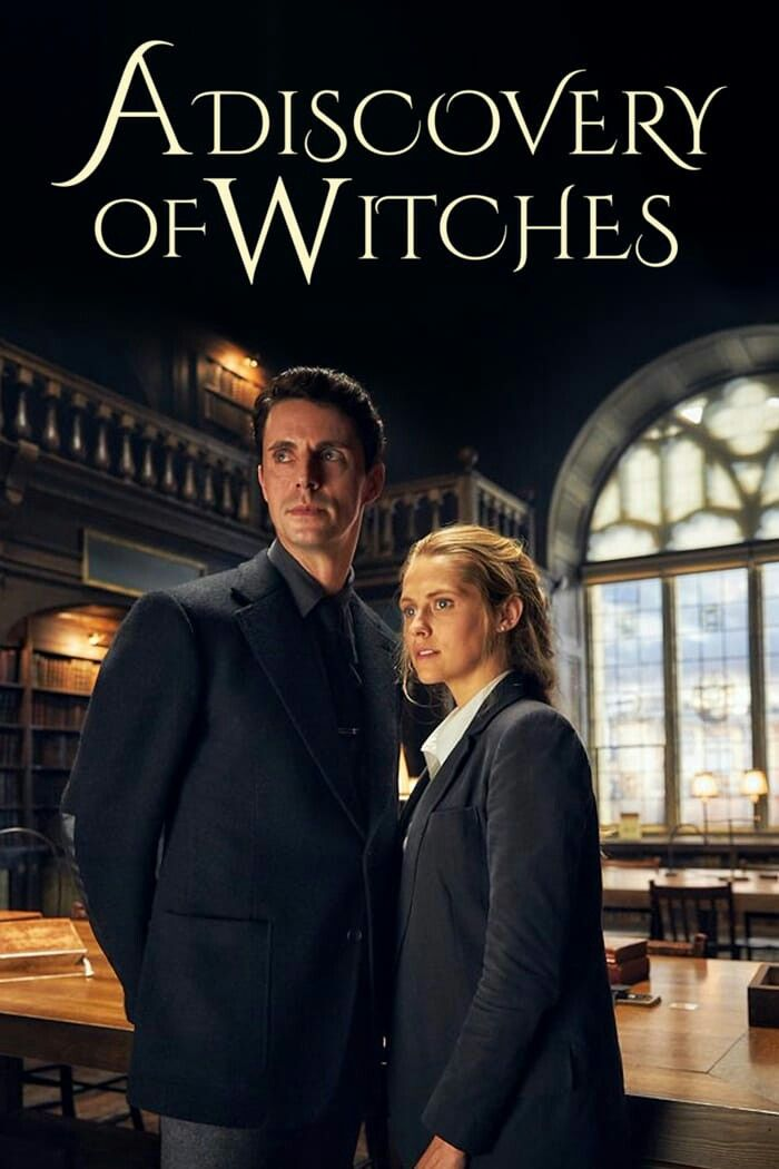 a discovery of witches deutsch stream