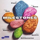 Milestones: Un Incontro in Jazz [CD]