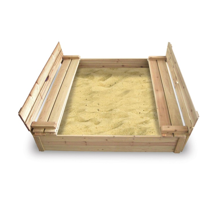 Wooden Garden, Sandbox Sand, Kids