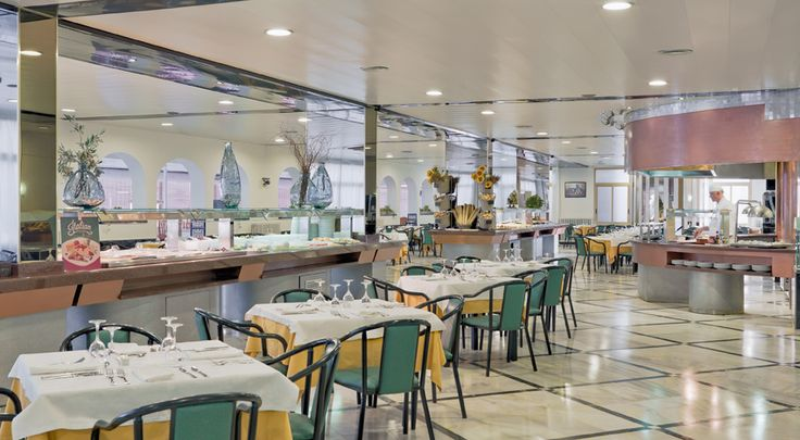 Restaurante / Restaurant #h10cambrilsplaya #cambrilsplaya #h10hotels #h10 #cambrils