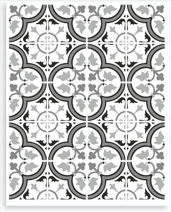 Naklejki Na Plytki Ceramiczne Kafelki 10x10 Cm 65