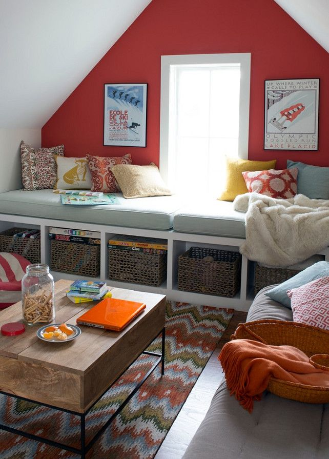 17 Best Ideas About Small Attic Bedrooms On Pinterest