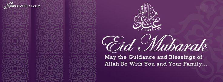 Eid Mubarak Quotes Facebook Cover Photo