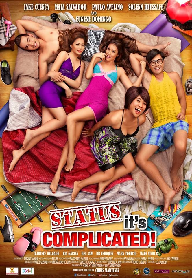 Status  Its Complicated 2013  #Films, #Online, #Philippines