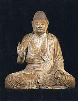 ◆室生寺釈迦坐像