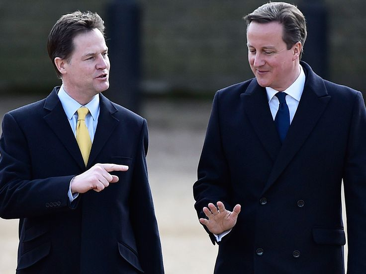 """Nick Clegg was actually """"keen"""" to treble student tuition fees and is """"talking crap"""" by claiming he did not want to vote for the policy, a former coalition colleague has said."""