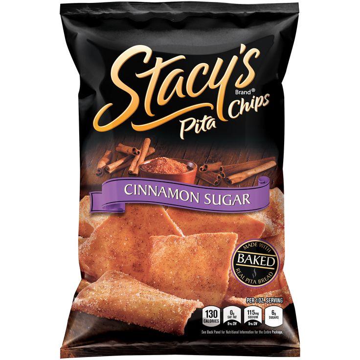 Frito Lay Cinnamon Sugar Pita Chips 8 OZ BAG