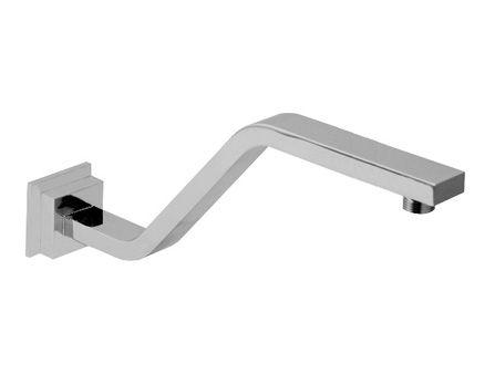 Highgrove Bathrooms - QUADRA Angled Wall Arm