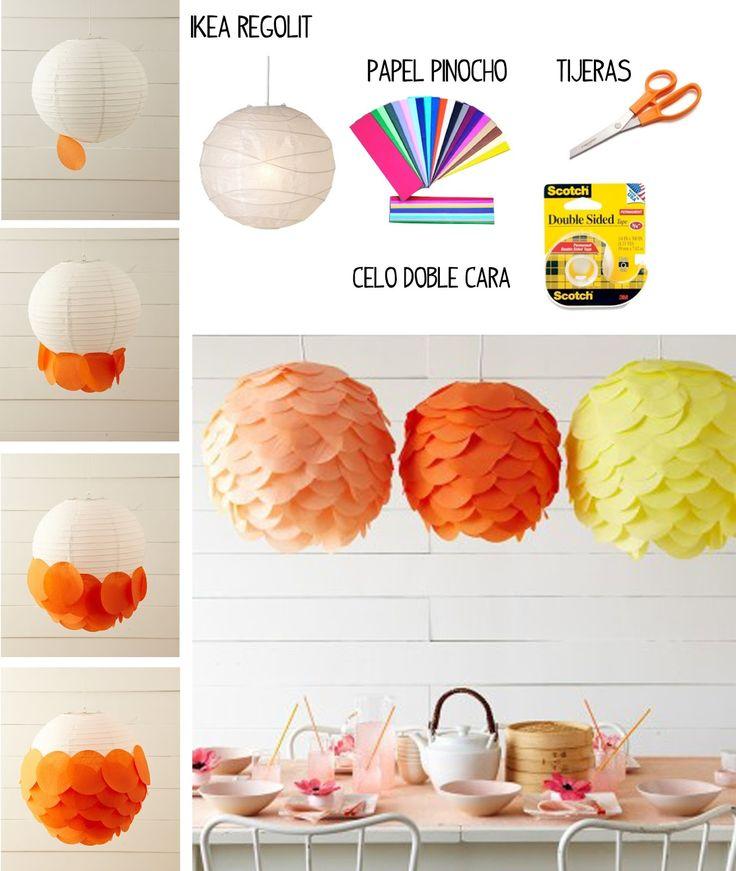 HomePersonalShopper. Blog decoración e ideas fáciles para tu casa. Inspiraciones y asesoría online. : Recicla y Crea tu mismo
