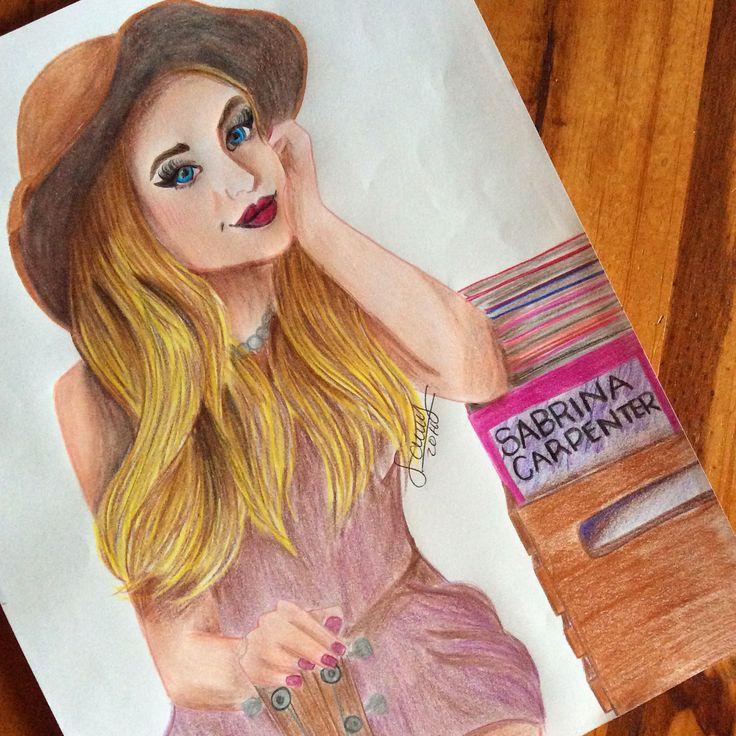 Sabrina Carpenter by @toticastrillon_pro