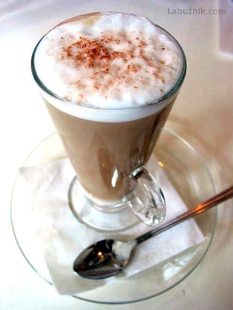 Irská krémová káva - Irish coffee cream jako snadný dezert..