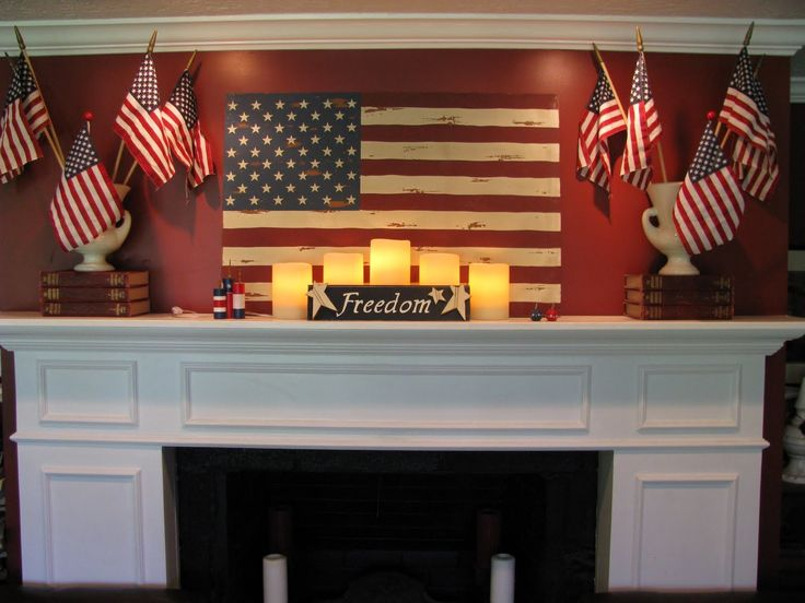 78 Best Memorial Day Fireplaces Images On Pinterest