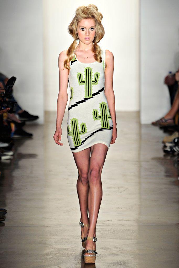 Jeremy Scott | Spring 2012 Ready-to-Wear Collection | Style.com