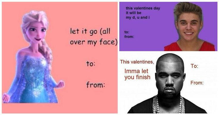 The Daily Dip Funny Pic Dump 13 – Inappropriate Valentines Day Cards