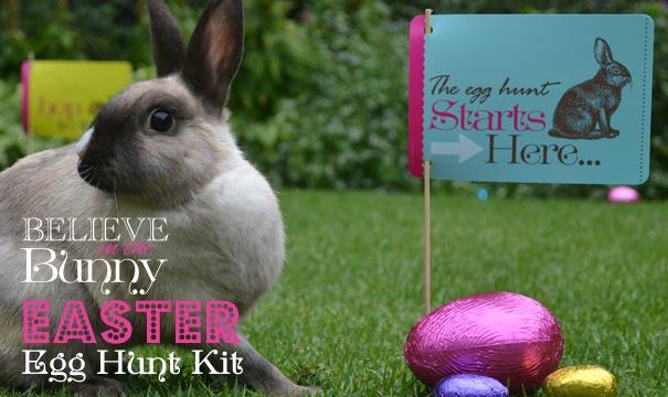 Easter Egg Hunt Kit: www.macaroon.co